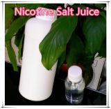 Jugo de la sal de la nicotina mejor que líquido de la nicotina