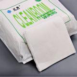 Papel livre de poeira para o quarto desinfetado