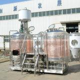 100Lによって、200L、300Lは小規模のためのビール醸造装置が家へ帰る