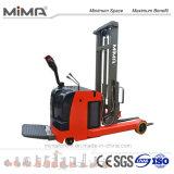 Mima 2000kg Batterieleistung-elektrischer Reichweite-Ablagefach-Gabelstapler mit Cer