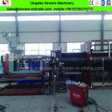 Стальная машина продукции трубы сточной трубы воды HDPE для металлургического минирование