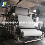 제지 산업 엄청나게 큰 롤을 만드는 재생된 서류상 기계 기계장치 생성