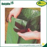 葉を集める2つのハンドルが付いている庭袋を新し設計しなさい