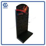 Tabletop MetallPegboard hängende Bildschirmanzeige-Zahnstange