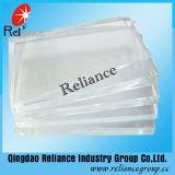 la glace ultra claire de 6mm/repassent bas glace en verre/transparente en verre/Cristal
