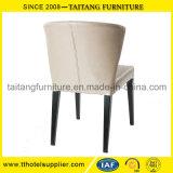 Cadeira Imitative do assento do plutônio da madeira da sala de jantar confidencial do hotel