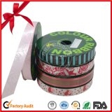Fancy Metallic Ribbon Roll para Halloween