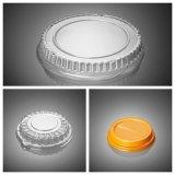 Qualitätssicherungs-Plastiknahrungsmitteltellersegment Thermoforming Maschine mit Roboterablagefach