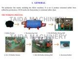 Borracha regenerada Dessulfuração de aquecimento eléctrico de Óleo do Tanque Devulcanization fabricantes da câmara