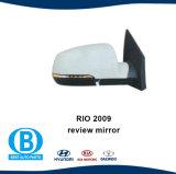 KIA Rio 2009 miroir d'examen de fournisseur de pièces de carrosserie
