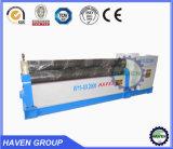 Máquina de rolamento de dobra de formação de aço da placa dos rolos W11-20X2500 3