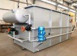 Oprichting van de Lucht van de Behandeling van het Afvalwater van de industrie de Opgeloste voor de Separator van de Vaste-vloeibare stof in het Water van het Afval