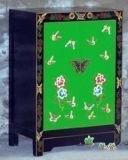 Gabinete de borboleta de reprodução de antiguidades chinesas