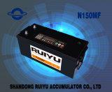 12V N150 Mfflat プラグ高品質トラックバッテリーオートバッテリー