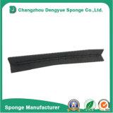 Черный удобный меняемый сквиджи пенистого каучука чистки