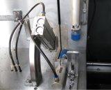 Perfil de aluminio que introduce automático para la cortadora de los componentes del cuarto de baño