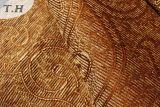 Tissu de Chenille et de textile du fournisseur de Chenille (FTH31413)