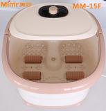 La autoayuda spa para pies masajeador mm-15f
