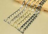 Ювелирные изделия металлические цепи бюстгальтер Rhinestone Crystal наплечный ремень нижнее белье аксессуары