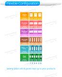 Lieblinge vergleichen kalten Getränk-und Imbiss-Verkaufäutomaten für Flaschen-Wasser oder Saft