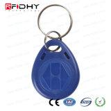 les ABS du contrôle d'accès 125kHz imperméabilisent l'IDENTIFICATION RF réinscriptible Keyfob