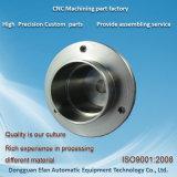 Service d'usine de broyage en acier inoxydable de précision en tournant les pièces d'usinage CNC
