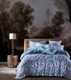 100% algodão de boa qualidade de impressão de Nice lençóis extras Definir Conjunto de tampa de edredão roupa