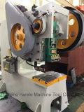 구멍을 뚫기를 위한 새로운 디자인 J23 시리즈 압박 기계