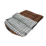 2人マルチカラー空の綿の寝袋