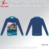 로고 운동복 승화 어업 저어지 어떤 셔츠를 위한 Healong 좋은 디자인