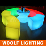 Controle remoto de plástico cadeira de cobra LED estilo antigo