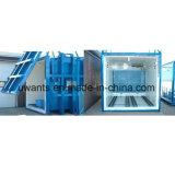 Pre vacío automática Máquina de refrigeración para hortalizas y frutas