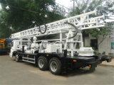 Berufsfertigung-Wasser-Vertiefungs-bohrender LKW der Tiefe 600meters
