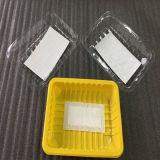 안전한 싼 처분할 수 있는 좋은 품질 음식 급료 PP Plastictray