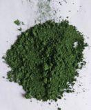 Самое лучшее качество зеленого цвета 99% окиси хромия для керамического стекла