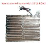 Jusqu'à 2,5kw / M2 Feuille d'aluminium Élément chauffant Réfrigérateur Dégivrage