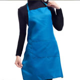 Kitchen Apron &Printed Bib Apron and Chef Apron, (adjustable neck strip and front pocket and logo available)