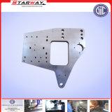 Custom CNC Couvercle du châssis tôle en acier inoxydable Lsaer Travaux d'usinage (soudage, aluminium, laiton, cuivre)