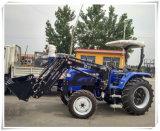 De Tractor van de Tractor 45-65HP van het Wiel van het landbouwbedrijf