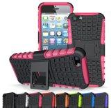 Hybride armure double couche de protection de l'affaire de téléphone