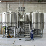 1000L de Apparatuur/de Gisters van het Bierbrouwen van het roestvrij staal