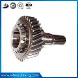 モーター部品のためのステンレス鋼のクランク軸を機械で造るCNCの旋盤の精密