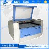 Le bois d'acrylique machine de découpage à gravure laser CNC machine au laser en cuir