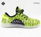 Sapatos de sapatilhas Kids LED com melhor qualidade