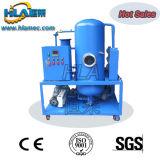 Máquina industrial de la filtración del aceite hidráulico