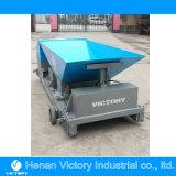 Hot Sale poids léger de panneaux muraux préfabriqués en béton préfabriqué Partition de l'intérieur de la machine machine à carton