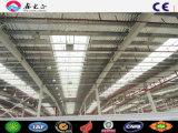 큰 경간에 의하여 미리 틀에 넣어 만들어지는 중국 강철 구조물 창고