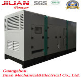 Générateur silencieux diesel de bonne qualité de l'énergie électrique 500kw de prix usine