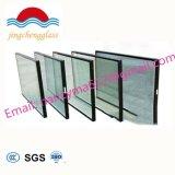 Windowsおよびドアのための低いE絶縁の絶縁された緩和されたガラス構築の