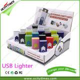 中国USBのライターのプラスチックUSBの再充電可能な電子タバコのライター